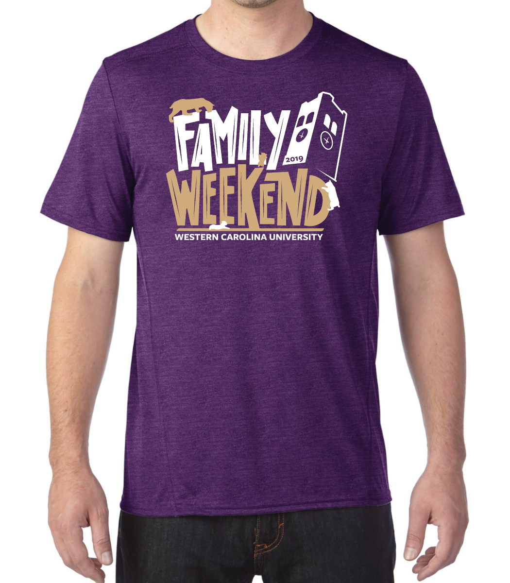 Family Weekend 2019 Shirt